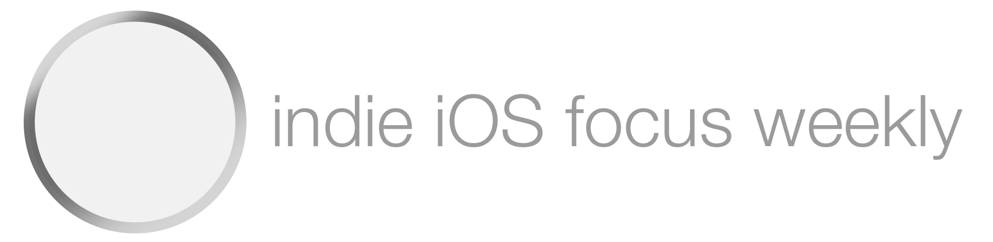 Indie iOS Focus Weekly